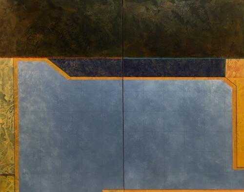 Equilibrium (Diptych)