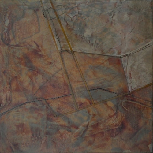 Mist Map 1 (Triptych)