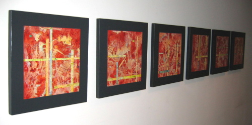 Map Series IV/1-6 (SOLD)