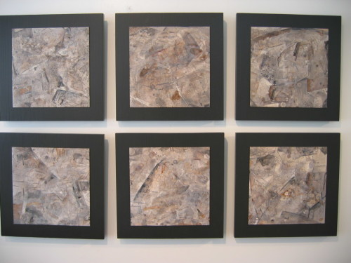 Map Series V/ 1-6 (SOLD)