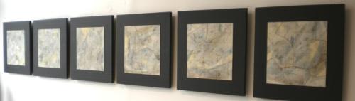 Map Series VIII:1-6