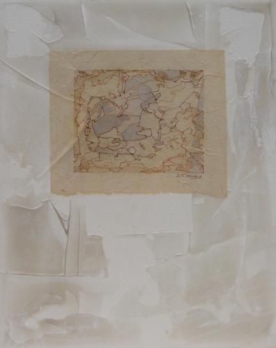 Mappa Mundi 8 (SOLD)