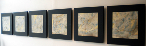 Map Series VIII: 1-6 (SOLD)