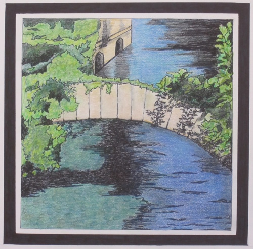 French Stone Bridge