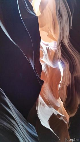 Antelope Canyon # 1