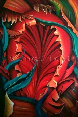 Turquoise Twist #2