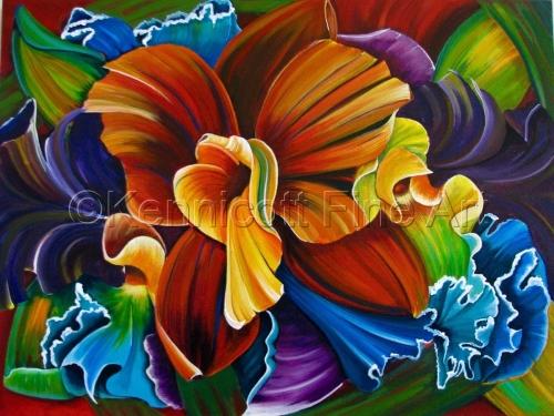 Orchid Blast