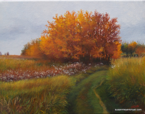 Newer Landscapes in Oil