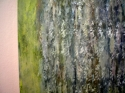 Painting--Acrylic-AbstractSpring Thaw (close up)