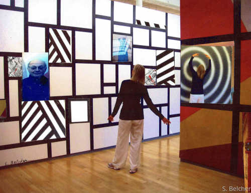 Conversation with Sol Lewitt VI - Transfixed