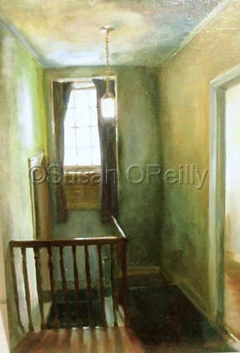 Kinston Hallway by Susan OReilly