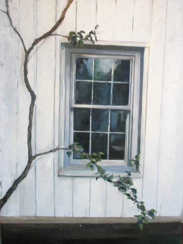 Chanticleer window (large view)