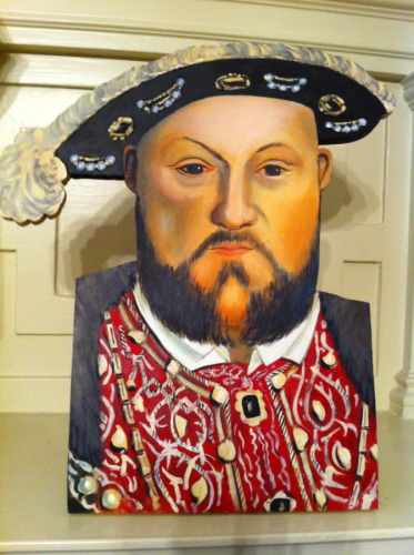 AFTER HOLBEIN/HENRY VIII