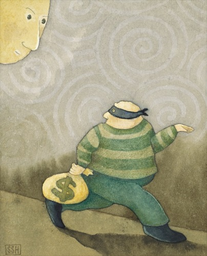 Karma by Susan Sorrell Hill