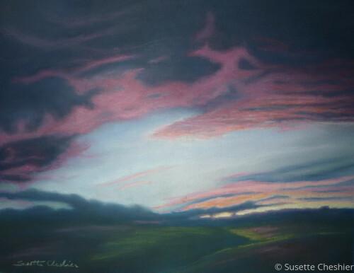 Ellensburg Sunset