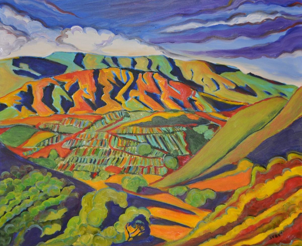 Sulphur Mtn (large view)