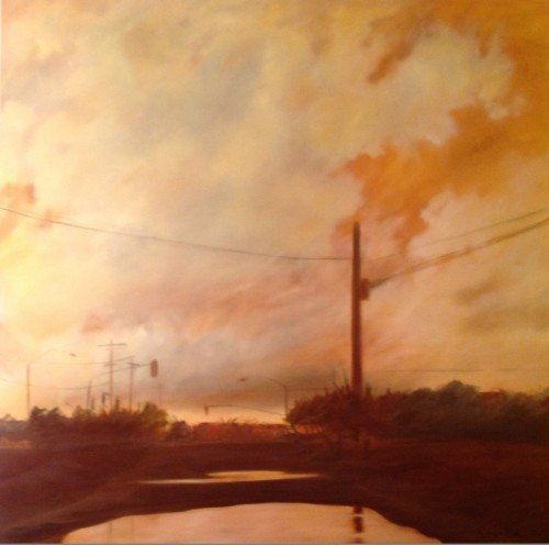 Traffic Light Series #11 (Monsoon)