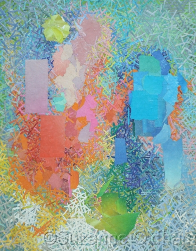 Color Formation I by Suzanne Oldham