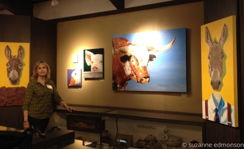 Favell Museum Art Show, Klamath Falls, OR
