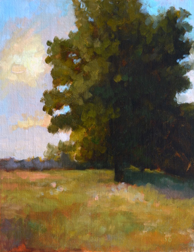 Afternoon in June by suzy durband