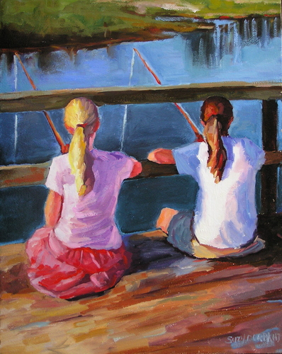 Carolina Girls by suzy durband