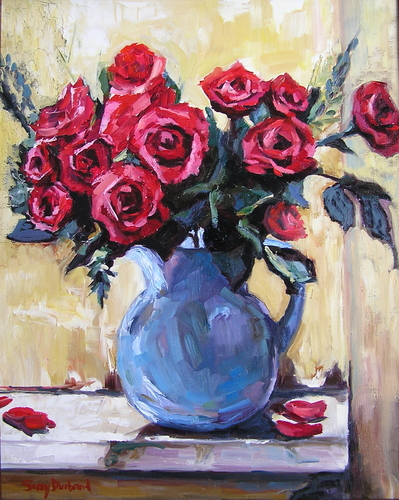 Roses by suzy durband