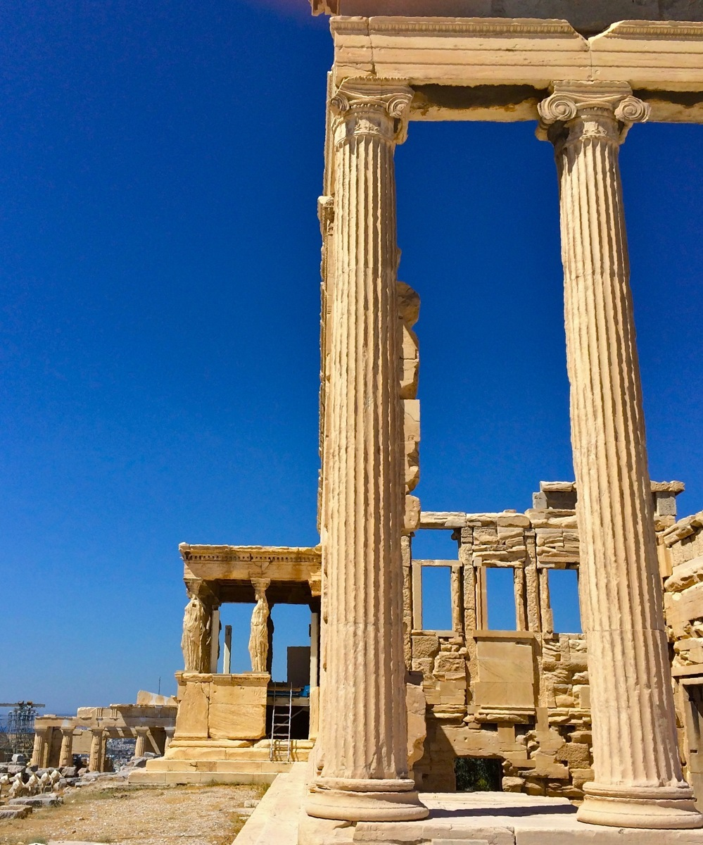 Prelude in Athens - Welcome to the Acropolis!! (large view)