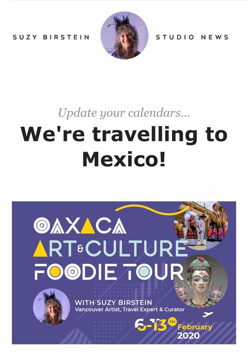 Oaxaca Art/Travel (large view)