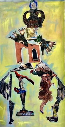 """""""Las Meninas of Venice"""" by Suzy Birstein"""
