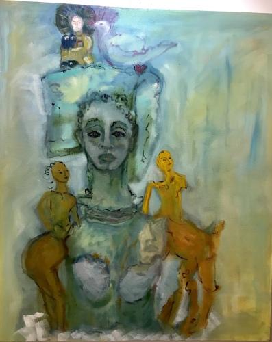 CenTauRess Las Meninas  by Suzy Birstein
