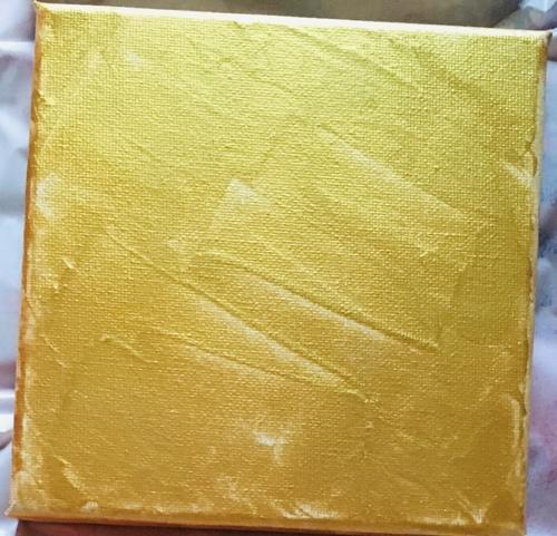 Gold Canvas