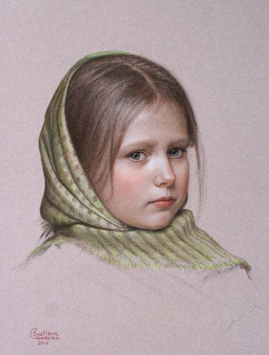 The Green Shawl