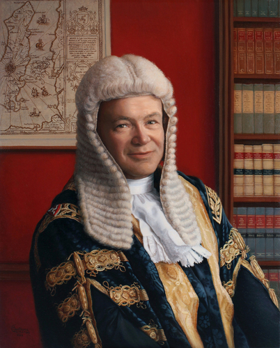 John David Qualtrough Cannan, Speaker of the House of Keys