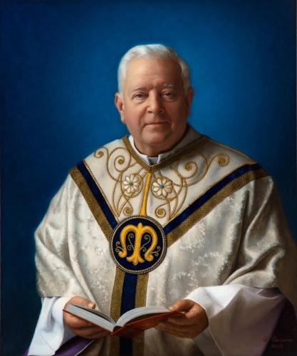 Rev. Canon Brendan Alger