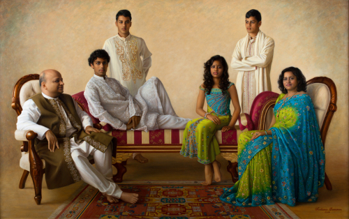 The Patel Family