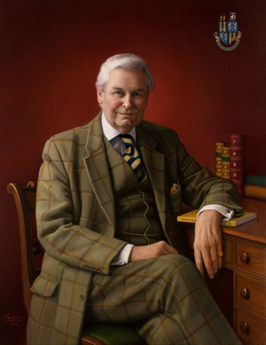 Portrait of Richard Sowler