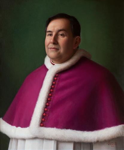 Canon Philip Gillespie