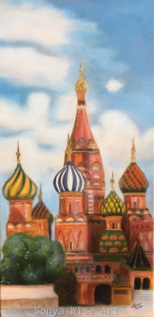 St. Basil's Cathedral (large view)