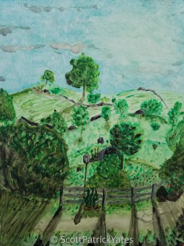 Hobbiton, Shire