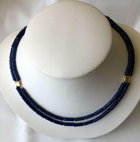 438-MN Lapis Lazuli, 14kt gold