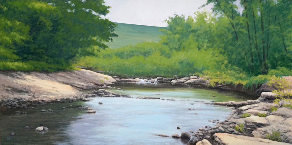 Spring River (large view)