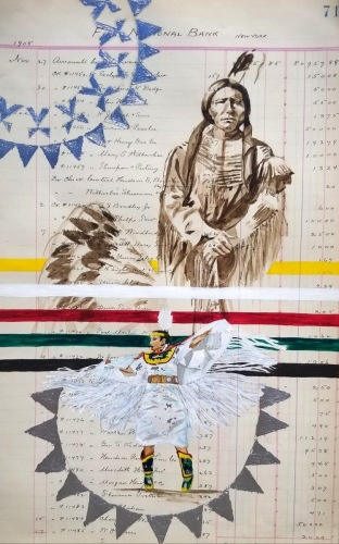 In Honor  of Our Ancestors series by Talissa Abeyta
