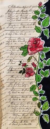Shoshone Rose by Talissa Abeyta
