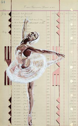Maria Tall Chief  by Talissa Abeyta