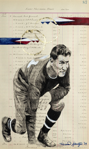 Jim Thorpe by Talissa Abeyta