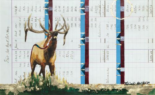 Elk by Talissa Abeyta
