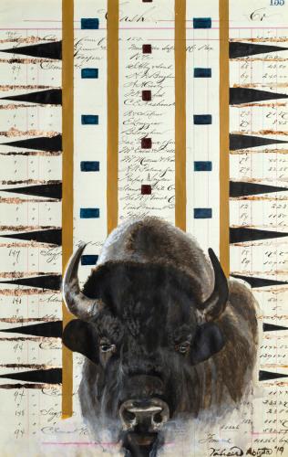 Buffalo by Talissa Abeyta