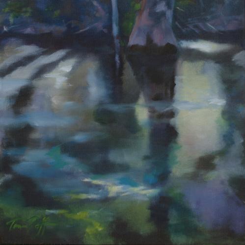 Close Reflection by Tamara Poff