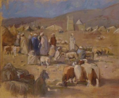 Sheep Fair, Morocco