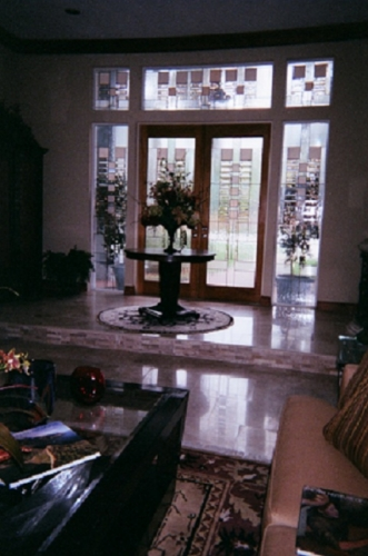 Ann's main floor entry